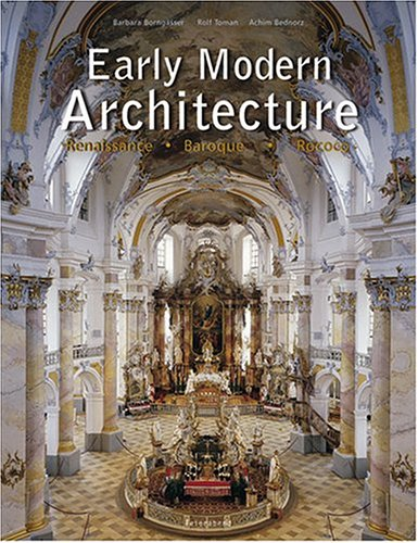 9783899850291: Early Modern Architecture