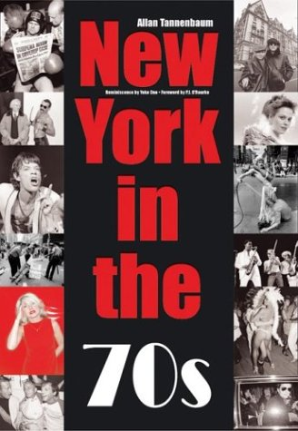 9783899850529: New York in the 70's