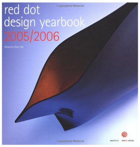 DESIGN INNOVATIONS YEARBOOK 2005-2006: PETER ZEC