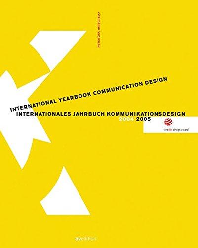 9783899860337: red dot design award: International Yearbook Communication Design 2004/2005: avedition