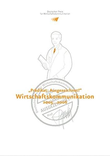 9783899860603: Wirtschaftskommunikation 2005...2006