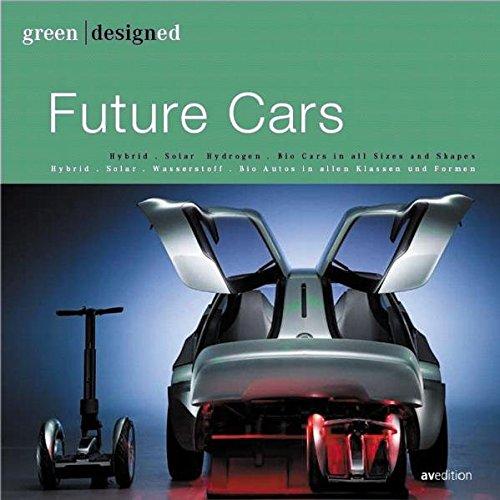 9783899860986: Green Designed:Future Cars