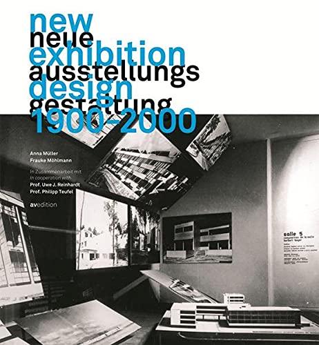 9783899861457: New Exhibition Design 1900-2000 (German Edition)