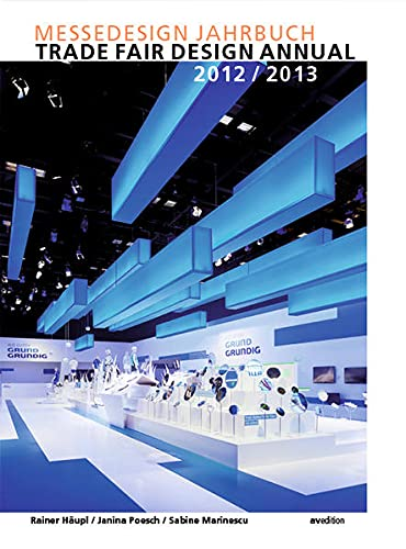 9783899861716: Trade Fair Design Annual 2012 / 2013 (English and German Edition)