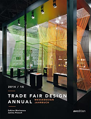 9783899862041: Trade Fair Design Annual 2014/15 / Messedesign Jahrbuch