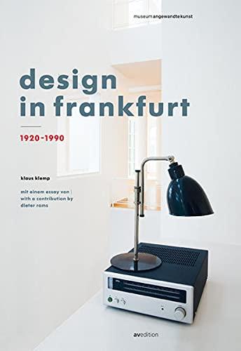Design in Frankfurt: Klemp, Klaus/ Rams,