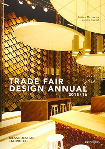 Messedesign Jahrbuch 2015/2016. Trade Fair Design Annual 2015/2016: Sabine Marinescu
