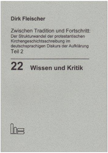 Zwischen Tradition und Fortschritt: Der Strukturwandel der protestantischen ...