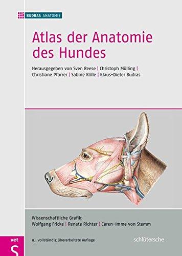 Atlas der Anatomie des Hundes: Sven Reese