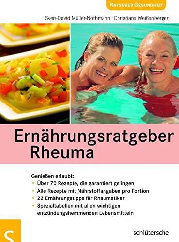 9783899935257: Ernährungsratgeber Rheuma: Genießen erlaubt