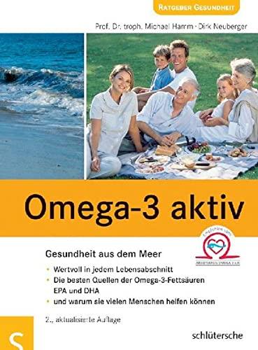 9783899935523: Omega-3 aktiv