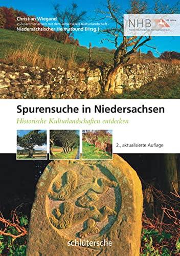 9783899936537: Spurensuche in Niedersachsen
