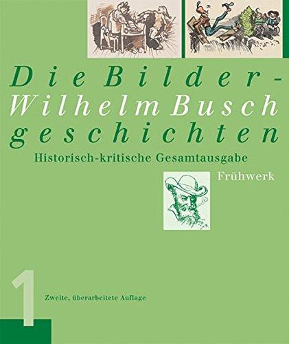 Wilhelm Busch. Die Bildergeschichten: Herwig Guratzsch