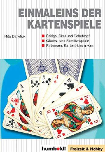 9783899948233: Einmaleins der Kartenspiele