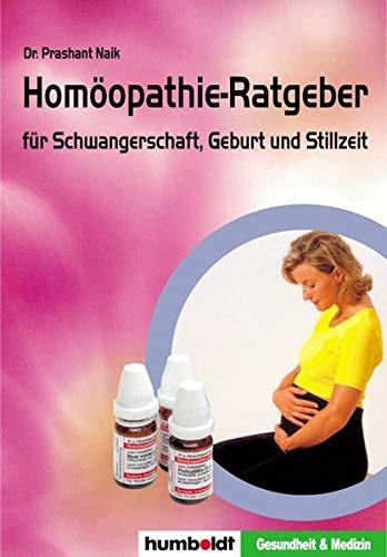 9783899949445: Homöopathie-Ratgeber für Schwangerschaft, Geburt und Stillzeit