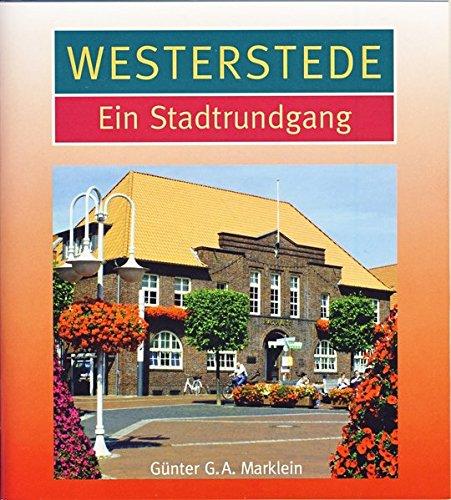 9783899959215: Westerstede: Ein Stadtrundgang