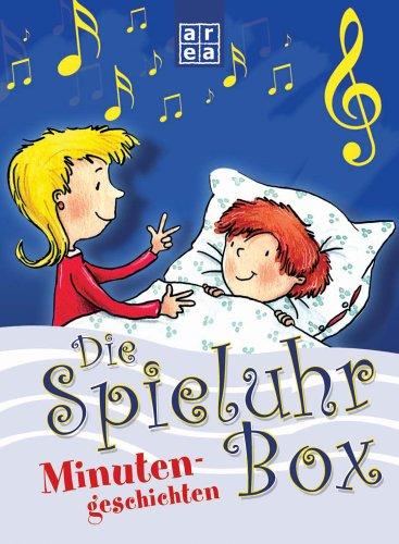 9783899962215: Die Spieluhr-Box Minutengeschichten