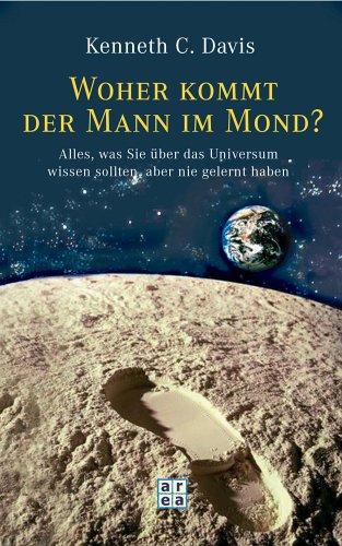 9783899963540: Woher kommt der Mann im Mond?