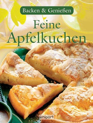 9783899966053: Feine Apfelkuchen