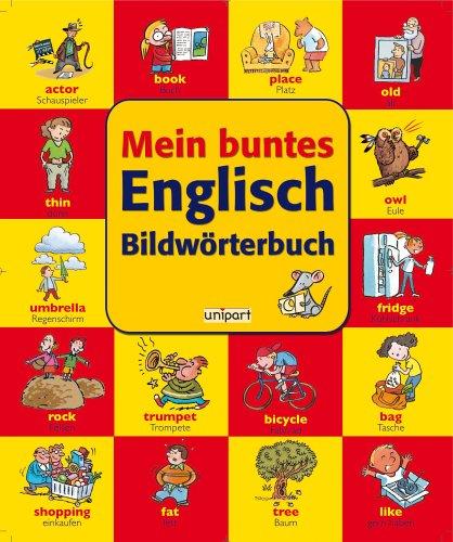 9783899966442: Mein buntes Englisch-Bildwörterbuch