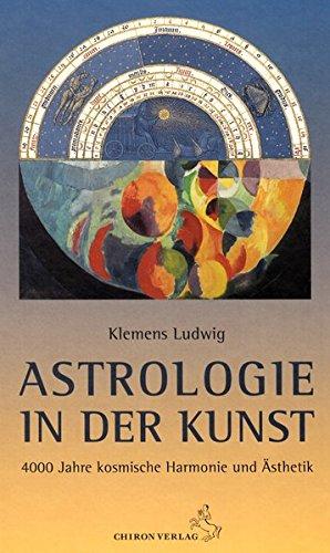 9783899972160: Astrologie in der Kunst: Die astrologische Symbolik als künstlerische Inspiration