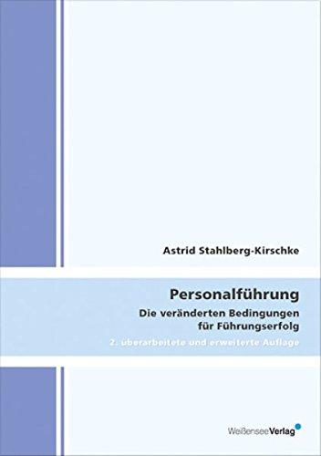 9783899981650: Personalführung: Die veränderten Bedingungen für Führungserfolg