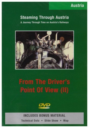 9783900132354: Steaming Through Austria - The Driver's Point of View 2 [Reino Unido] [DVD]