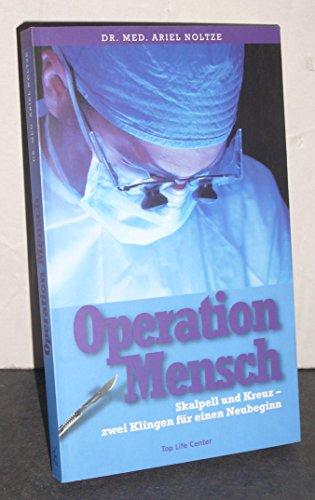 9783900160630: Operation Mensch