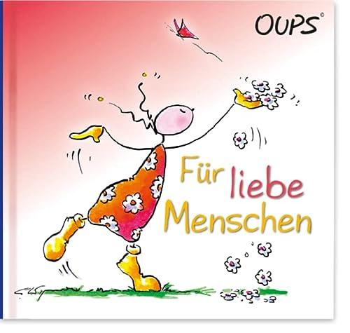 9783900244293: Oups Minibuch. F�r liebe Menschen