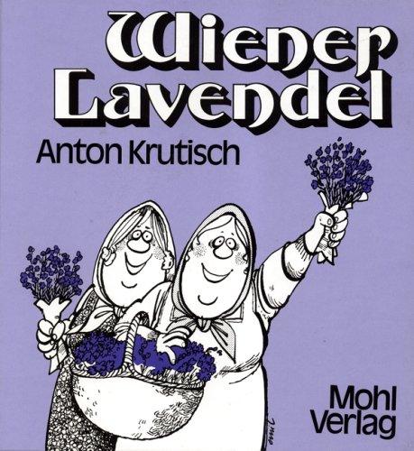 9783900272388: Wiener Lavendel. Wiener Mundart Gedichte