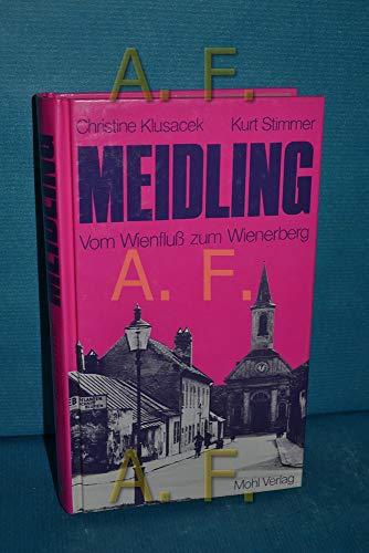 Meidling: Klusacek, Christine; Stimmer, Kurt