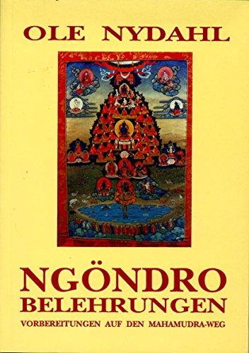 9783900290610: Ngöndro Belehrungen. Vorbereitungen auf den Mahamudra-Weg (Livre en allemand)