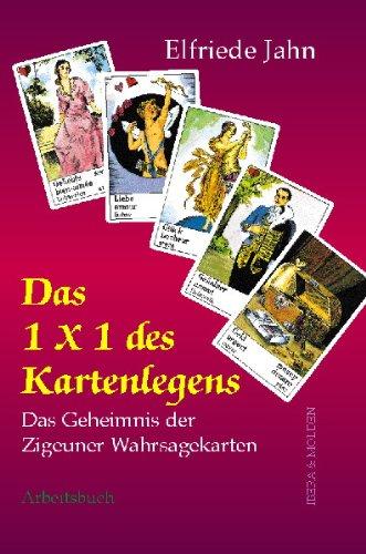 9783900436377: 1 × 1 des Kartenlegens: Das Geheimnis der Wahrsagekarten