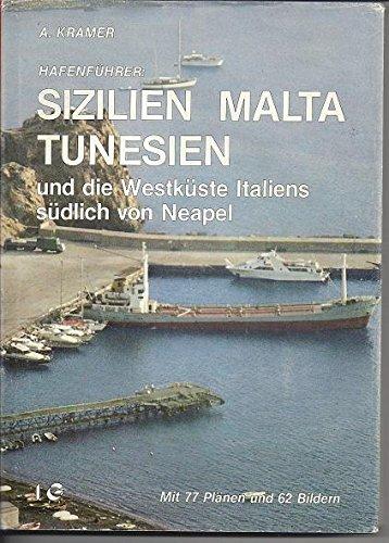 9783900458010: Sizilien, Malta, Tunesien