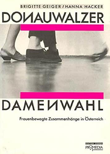 9783900478308: Donauwalzer Damenwahl