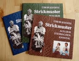 9783900493141: Uberlieferte Strickmuster Aus Dem Steirischen Ennstal