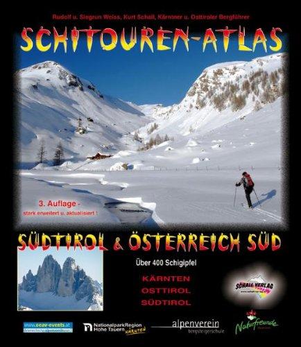 9783900533519: Schitouren-Atlas Südtirol & Österreich Süd