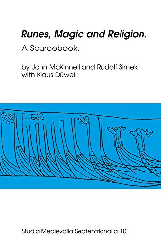9783900538811: Runes, Magic and Religion: A Sourcebook