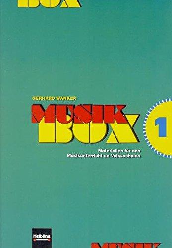 9783900590697: Musik-Box 1