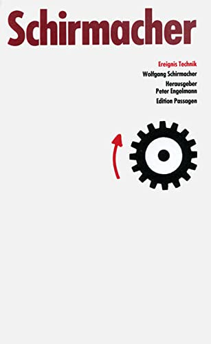 9783900767365: Ereignis Technik (Edition Passagen)