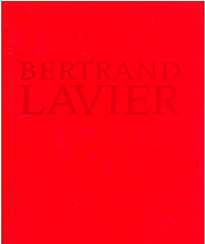 Bertrand Lavier: Dt. /Franz.: Hegyi, Lóránd, Restany,