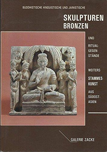 9783900950040: Buddhistische, hinduistische und jainistische Skulpturen, Bronzen und Ritualgegenstände. Stammeskunst aus Südostasien