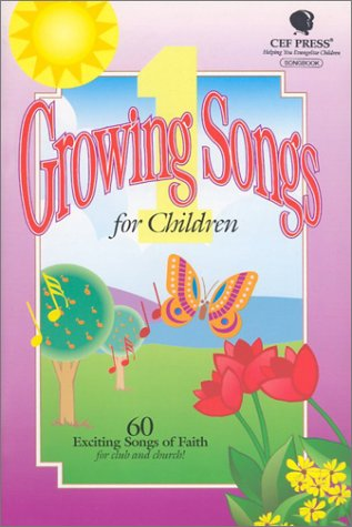 9783901171055: Growing Songs for Children