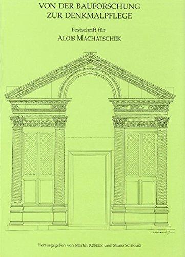 Von der Bauforschung zur Denkmalpflege: Martin Kubelík