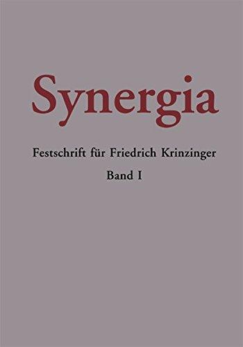 9783901232626: Synergia