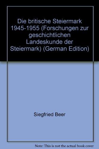 Theresianische Verwaltungsreformen im Herzogtum Steiermark. Die Repräsentation und Kammer (...