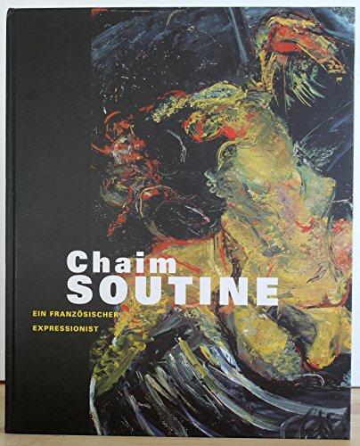 9783901398124: Chaim Soutine: Ein französischer Expressionist (Expressionist in French)