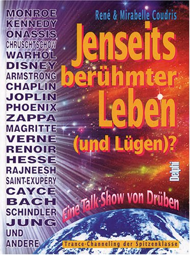 9783901494017: Jenseits beruehmter Leben (und Luegen)? Eine Talk-Show von Drueben