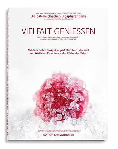 9783901753329: A Connoisseur's World: The Austrian Biosphere Preserves, Habitats, Animals, Plants, People