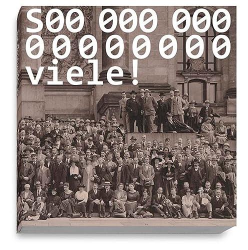 Soooooooooooo viele!: Fritz Franz Vogel